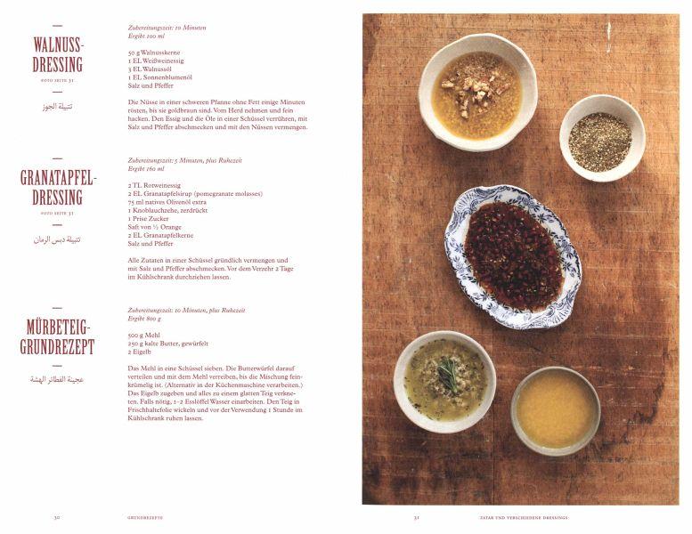 Die libanesische Küche von Salma Hage - Buch - buecher.de