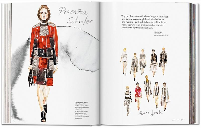 Illustration Now Fashion Julius Wiedemann