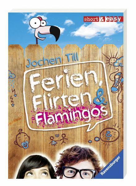 Flirten Flamingos Ferien