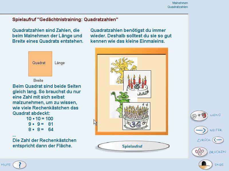 Fit in Mathe 3. Klasse (Download für Windows) - Fit in Mathe 3 ...