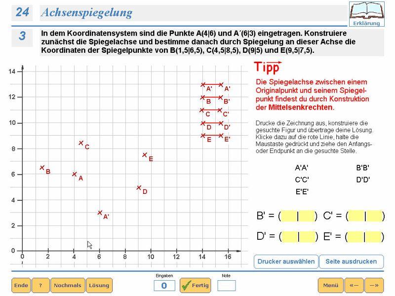Einfach besser in Mathe 6. Klasse (Download für Windows) - Bei ...