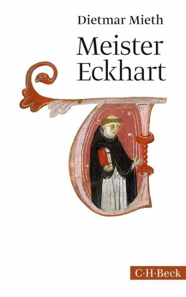 Meister eckhart von dietmar mieth taschenbuch for Dietmar mieth