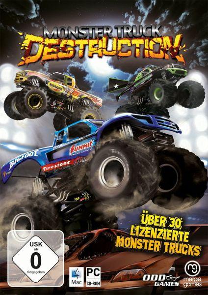 monster trucks spiele