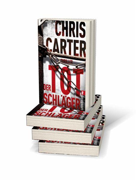 Der Totschlager Von Chris Carter Buch Portofrei Bucher De