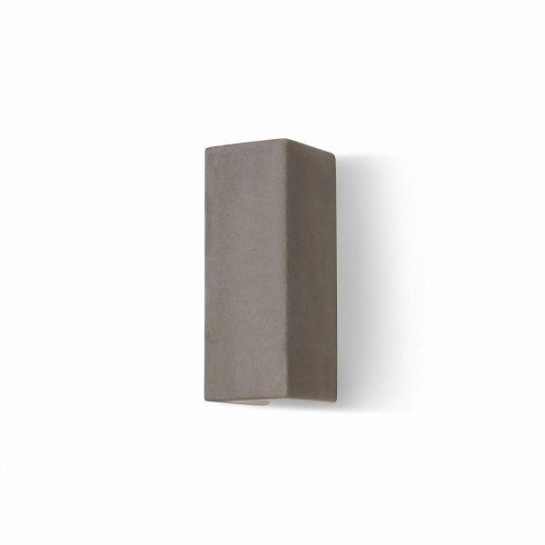 miavilla wandleuchte concrete grau. Black Bedroom Furniture Sets. Home Design Ideas