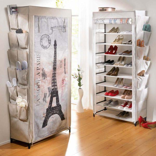 miavilla schuhregal shoes wei portofrei bei b. Black Bedroom Furniture Sets. Home Design Ideas