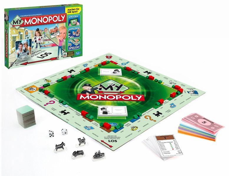 Eigenes Monopoly Erstellen