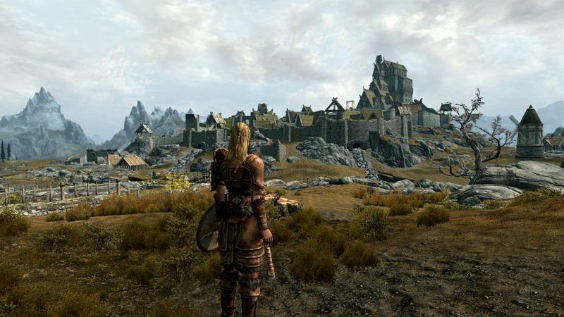 The Elder Scrolls 5: Skyrim - Nude-Mod, Wegweiser und