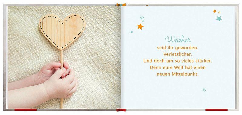 geschenkbuch zur geburt