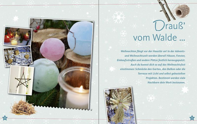 Tolle neue bastelideen f r weihnachten von marlies - Tolle bastelideen ...