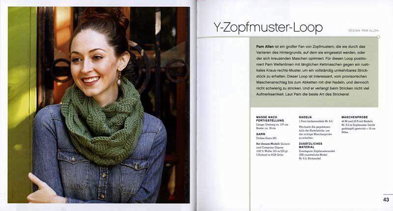 Loops und Schals von Ann Budd - Buch - bücher.de