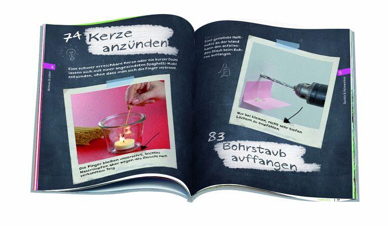 trick 17 365 geniale alltagstipps von kai daniel du benjamin behnke als taschenbuch. Black Bedroom Furniture Sets. Home Design Ideas