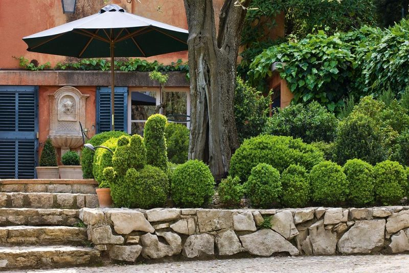 Mediterranes gartendesign von sabine wesemann ulrich timm buch - Gartenarchitektur software ...