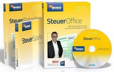 WISO Steuer-Office 2015 - Software portofrei bei bücher.de