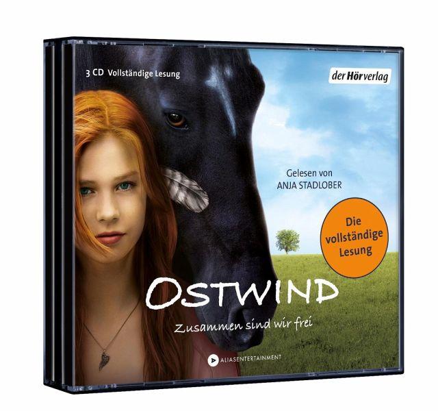 Zusammen Sind Wir Frei / Ostwind Bd.1 (3 Audio-CDs) Von