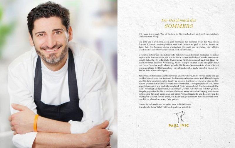 Dusy Sommerküche : Vegetarische sommerküche von paul ivic buch bücher