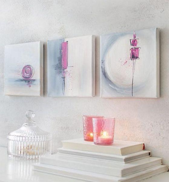 acrylbilder in pink von alice r gele taschenbuch. Black Bedroom Furniture Sets. Home Design Ideas
