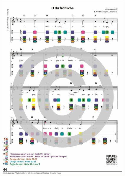 Der rhythmus freude - 3 6