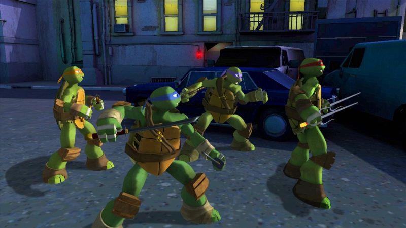 Turtles Spiele
