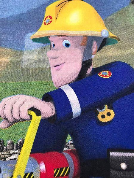 Herding Baby Best Kleinkinder Bettwäsche Set Feuerwehrmann Sam