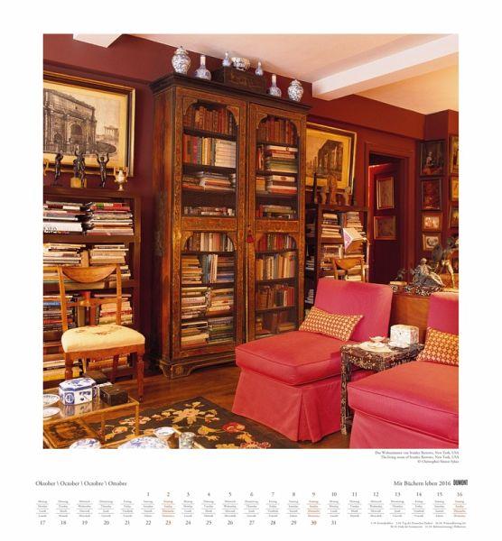 mit b chern leben fotokunstkalender 2016. Black Bedroom Furniture Sets. Home Design Ideas