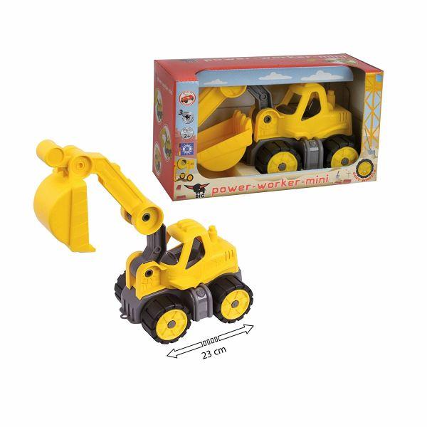 big 800055802 power worker mini bagger. Black Bedroom Furniture Sets. Home Design Ideas