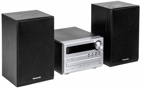 panasonic sc pm250begs micro hifi system mit digitalradio. Black Bedroom Furniture Sets. Home Design Ideas