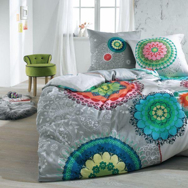 bettw sche sparkling bunt 135 x 200 cm. Black Bedroom Furniture Sets. Home Design Ideas
