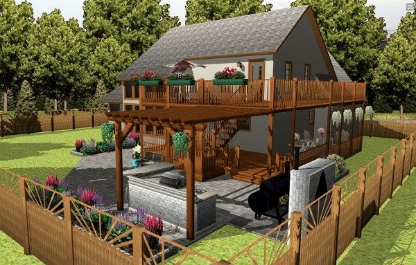 turbofloorplan 3d deluxe 2015 windows software. Black Bedroom Furniture Sets. Home Design Ideas