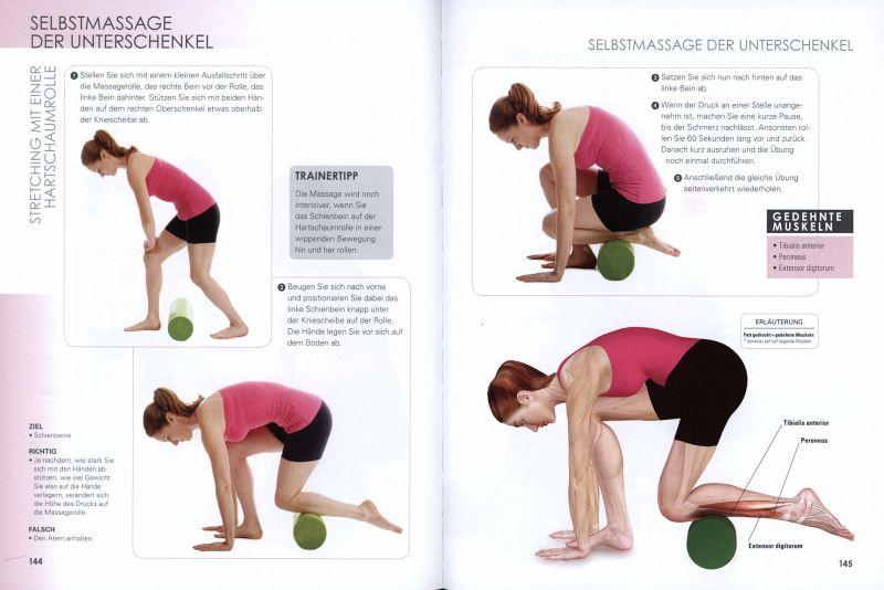 Der Stretching-Anatomie-Guide von Craig Ramsay - Buch - bücher.de