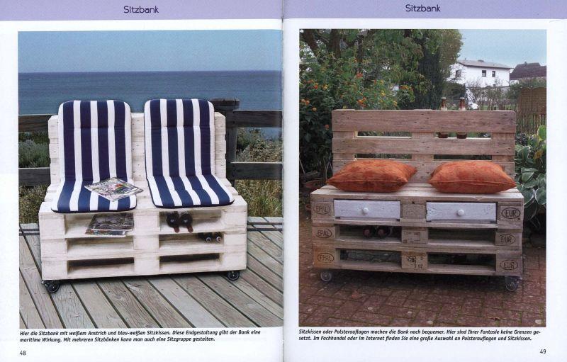 m bel aus holzpaletten von benjamin busche buch. Black Bedroom Furniture Sets. Home Design Ideas