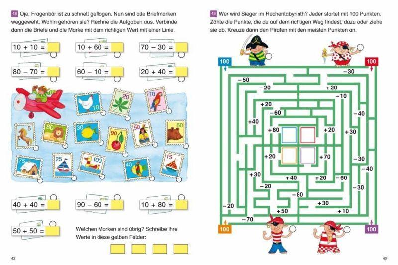 Fragenbu00e4r - Richtig rechnen 1. Klasse - Buch - buecher.de