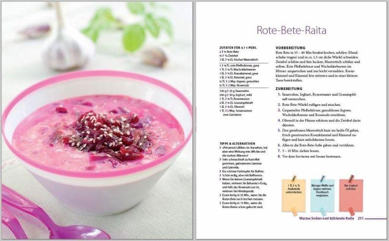 Europäische Ayurvedaküche von Irene Rhyner - Buch - bücher.de