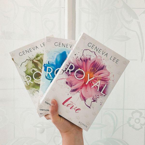 Royal Games Buch