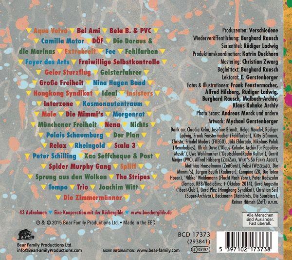 Ndw die neue deutsche welle 1977 85 teil 3 cd for Die neue deutsche welle