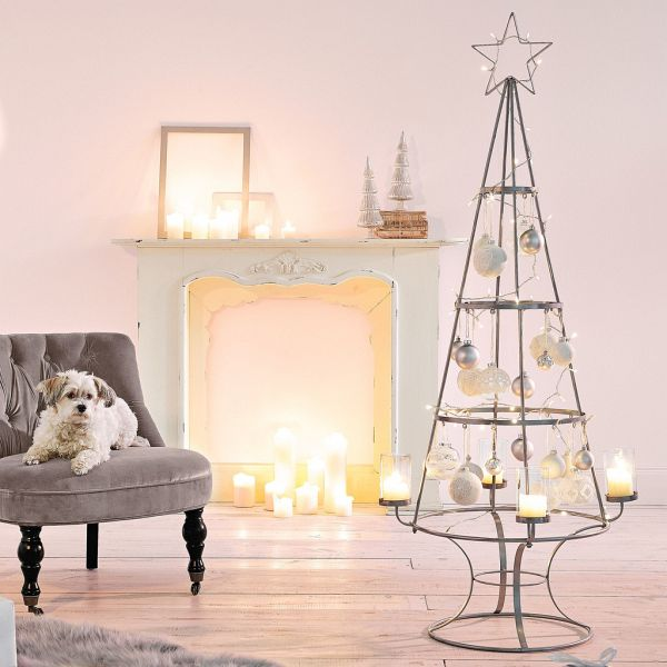 deko objekt weihnachtsbaum gro portofrei bei b. Black Bedroom Furniture Sets. Home Design Ideas