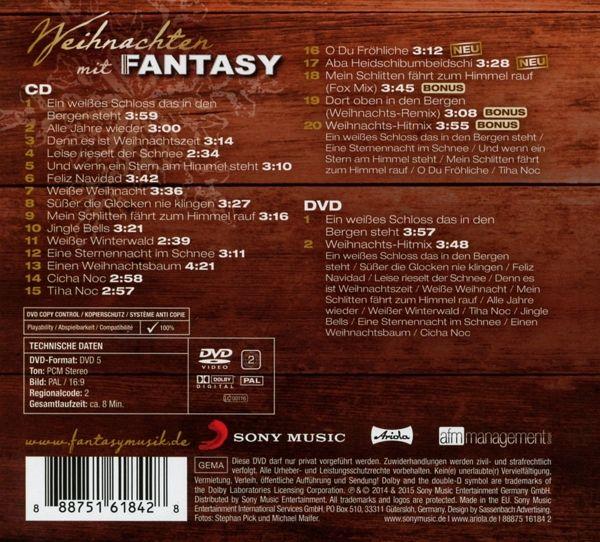 Weihnachten Mit Fantasy.Weihnachten Mit Fantasy Geschenk Edition