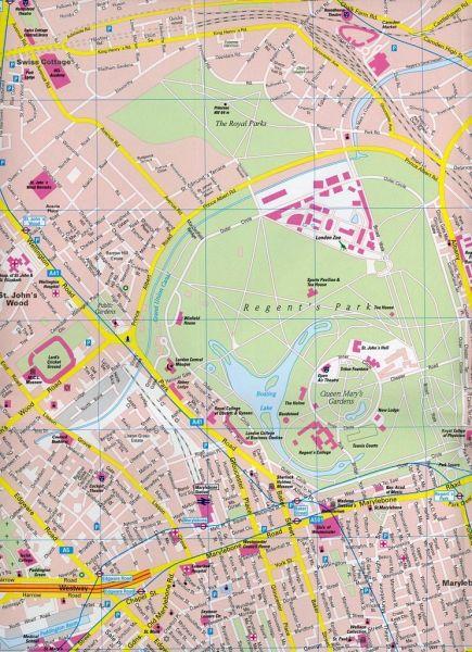 freytag berndt stadtplan london 1 landkarten. Black Bedroom Furniture Sets. Home Design Ideas