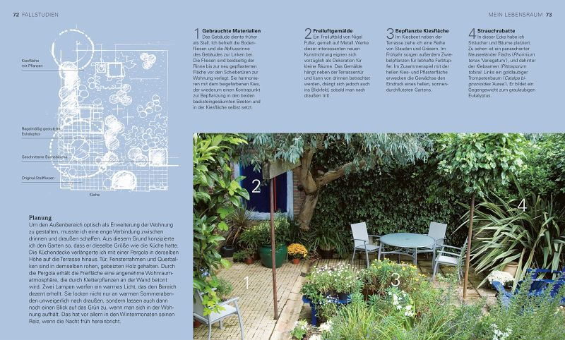 Kleine Gärten - große Wirkung von John Brookes - Buch - buecher.de