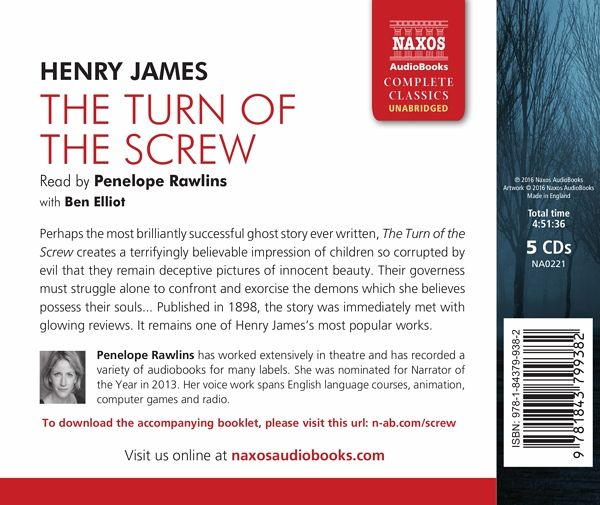 corruption of innocence turn screw essay - hidden subjects, the corruption of innocence, gender, and the destructiveness of heroism, can all be argued to be the main theme of the turn of the screw but only one can really bring the truest theme out of the story by henry james.