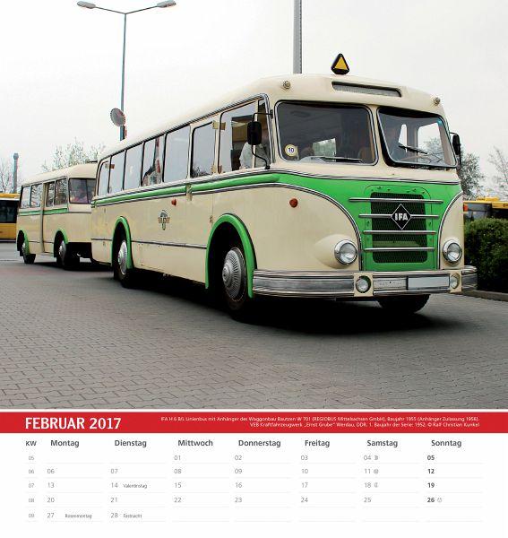 Ikarus Robur Co Busse In Der Ddr 2017