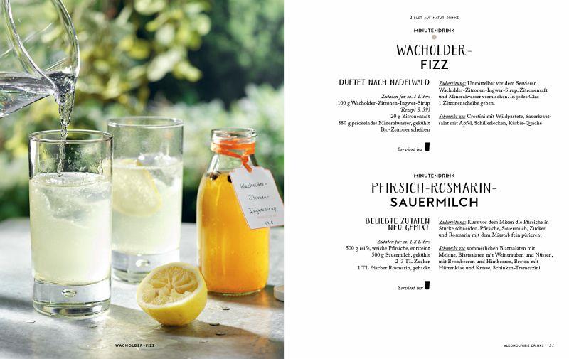 Alkoholfreie Drinks von Eva Derndorfer; Elisabeth Fischer - Buch ...