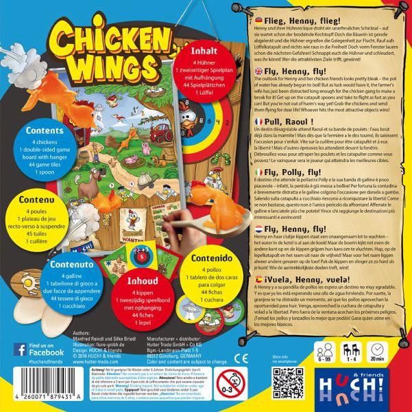 Chicken Wings Spiel