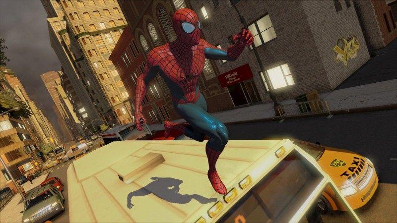 spiderman 2 spiele