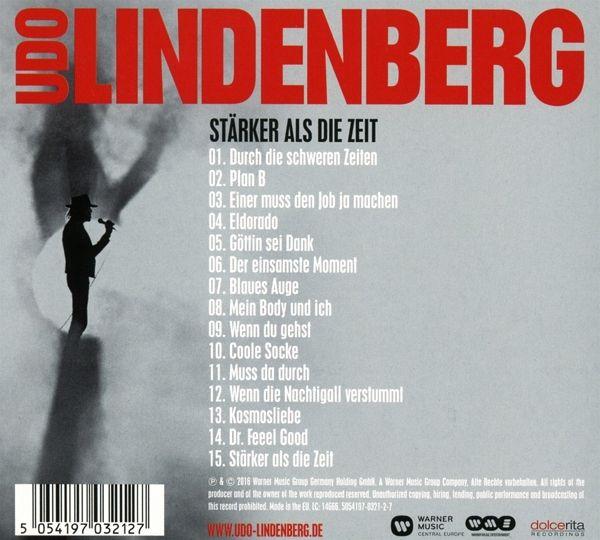 Udo Lindenberg Stärker Als Die Zeit
