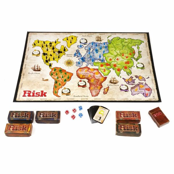 Risiko Spiele