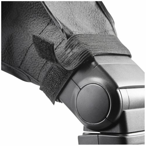 walimex softbox 20x30cm f r systemblitz softbox. Black Bedroom Furniture Sets. Home Design Ideas