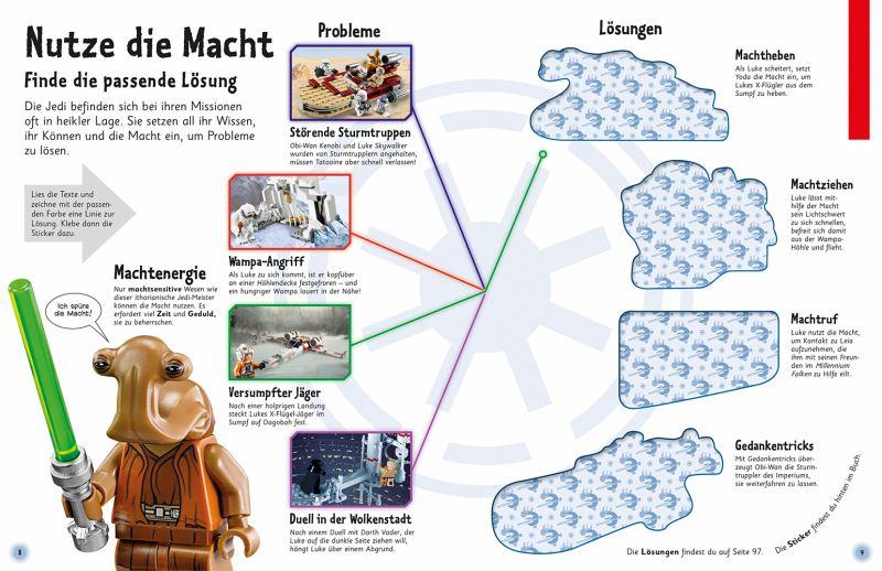 Das Mach-Malbuch LEGO® Star Wars(TM) - Buch - bücher.de