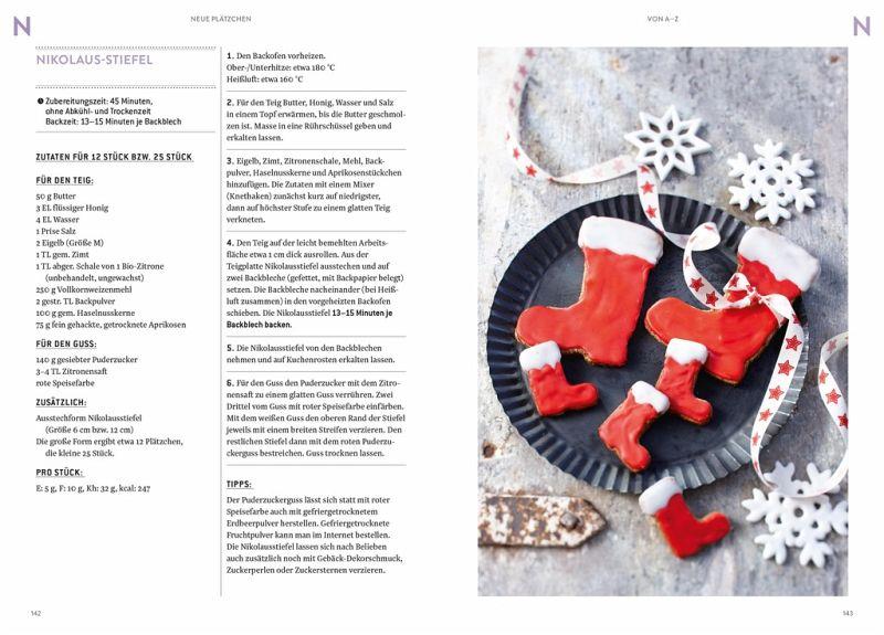 Weihnachtskekse Oetker.Neue Plätzchen Von A Z