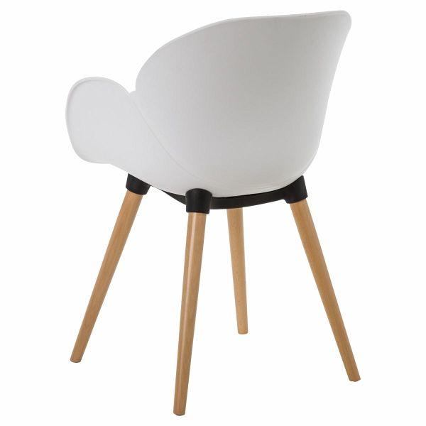miavilla stuhl wally wei portofrei bei b. Black Bedroom Furniture Sets. Home Design Ideas